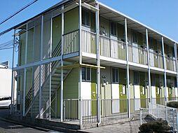 レオパレスカミヨン[1階]の外観