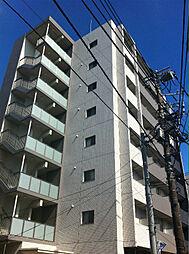 ドミトリーハウス茅ヶ崎[7階]の外観