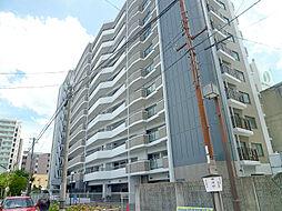 滋賀県草津市渋川1丁目の賃貸マンションの外観