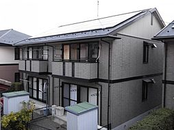 セジュール波須A[1階]の外観