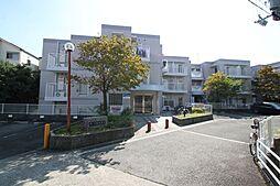 六龍苑岡町[1-E号室]の外観