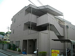 ヴィラ甲東園[2階]の外観