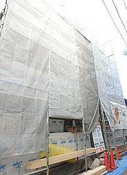 東京都荒川区南千住1の賃貸アパートの外観