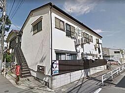 香林荘[1階]の外観