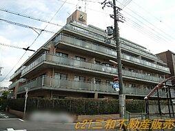 グラン・ドムール新丸太町[5階]の外観
