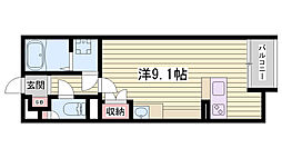 JR東海道・山陽本線 明石駅 徒歩18分の賃貸アパート