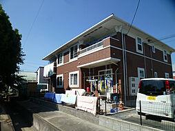 静岡県浜松市南区都盛町の賃貸アパートの外観