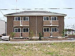 宮崎県宮崎市桜町の賃貸アパートの外観