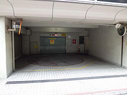 NDKロータスビル付属立体駐車場