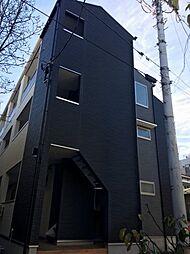 神奈川県横浜市鶴見区佃野町の賃貸アパートの外観