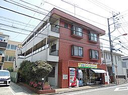 神奈川県藤沢市鵠沼石上2丁目の賃貸マンションの外観