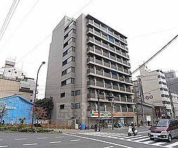 京都府京都市上京区主税町の賃貸マンションの外観