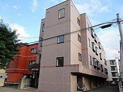 ヴァンヴェール札幌[2階]の外観