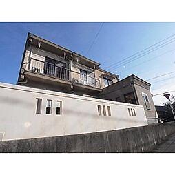 静岡県静岡市駿河区中吉田の賃貸マンションの外観