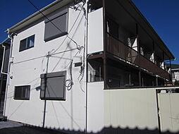 メゾンARIHARA[1階]の外観
