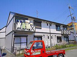 ピック小明B[2階]の外観