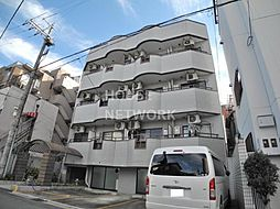 京都府京都市中京区西ノ京円町の賃貸マンションの外観