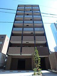 La CASA 天王寺[8階]の外観