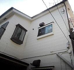雪美コーポ[1階]の外観