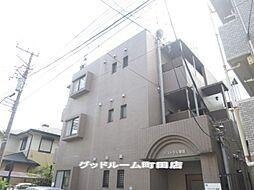 神奈川県相模原市南区御園2丁目の賃貸マンションの外観
