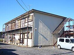 コーポ福田[2階]の外観