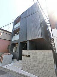 千葉県千葉市稲毛区轟町4丁目の賃貸マンションの外観