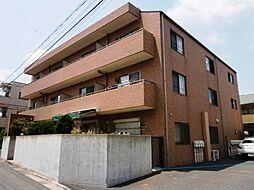 ボンヌール菊野台[3階]の外観