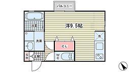 霞ヶ丘駅 5.9万円