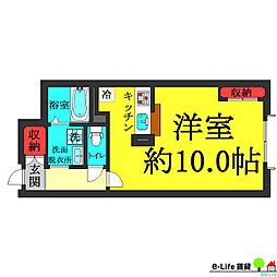 矢田駅 4.1万円
