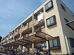 千葉県流山市西初石5丁目の賃貸マンションの外観
