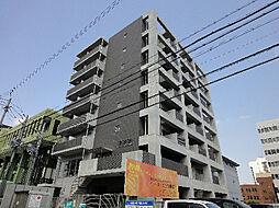 滋賀県大津市におの浜4丁目の賃貸マンションの外観