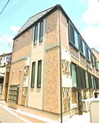 東京都中野区上高田1丁目の賃貸アパートの外観
