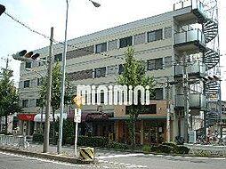 岡田第1ビル[4階]の外観