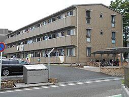 神奈川県横浜市都筑区すみれが丘の賃貸アパートの外観