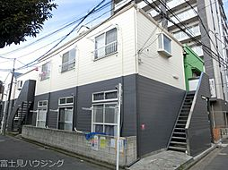 MENE13[2階]の外観