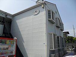 アクセス旭ヶ丘[107号室]の外観
