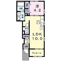 亀川駅 4.6万円