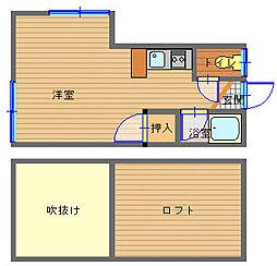 【敷金礼金0円!】ハイフライト西山