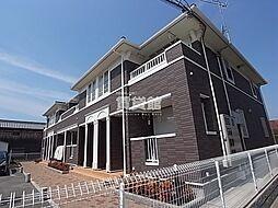 兵庫県明石市和坂2丁目の賃貸アパートの外観