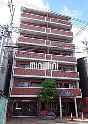 デ・リード京都二條城前[4階]の外観