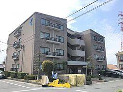 総戸数12戸、静かな住宅街に建つ落ち着いた雰囲気のマンションです。