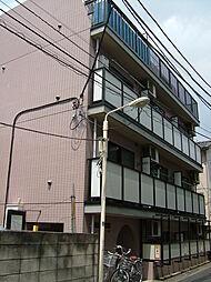 カレッジスクエア幡ヶ谷[203号室]の外観