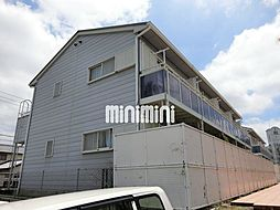 竜美東SKYHILLS7[2階]の外観