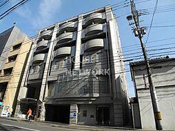 京都府京都市下京区永倉町の賃貸マンションの外観