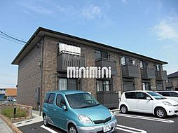 モナリエーレII A棟[2階]の外観
