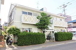 鹿児島県鹿児島市真砂本町の賃貸アパートの外観