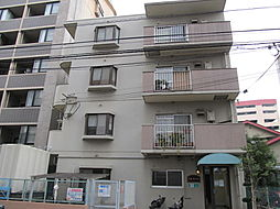 TR・南天神[4階]の外観