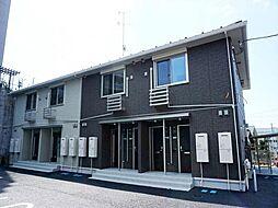オンターニュA棟[1階]の外観