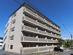 大阪府大阪狭山市茱萸木4丁目の賃貸マンションの外観