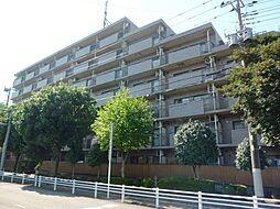神奈川県横浜市港北区大倉山6丁目の賃貸マンションの外観
